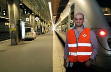 Korta vägen i Almedalen: Oussema fick drömjobbet efter ett år i Sverige
