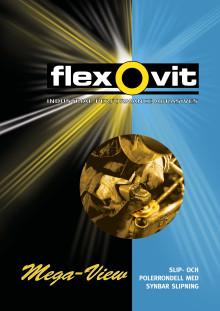 Broschyr Flexovit Mega-View