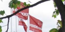 Årsresultat, Veidekke Sverige 2012