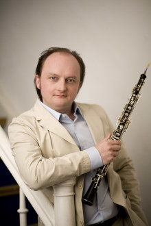 Gävle Symfoniorkester spelar Strauss med Francois Leleux