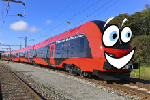 Tåget ska heta Trainy McTrainface, har folket bestämt!