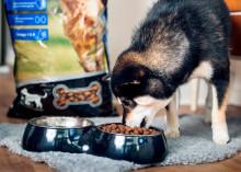 Höstens nyhet - premiumfoder för hund och katt