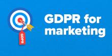 GDPR för marknadsförare