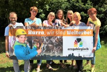 We've done it! The Erzgebirge/Krušnohoří Mining Region has been awarded UNESCO World Heritage status