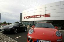 Porsche är kvalitet och väldigt mycket mer...