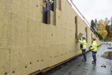 REDAir FLEX er valgt som fasadeløsning i nok et innovativt byggeprosjekt.