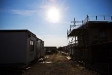 Stora regionala skillnader i byggmaterialanvändning