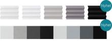 Elitfönster lanserar nya vävar till plissé, lamell- och rullgardin