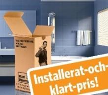 Bad & Värme lanserar ES luft/vatten värmepumpar till ett fast installerat-och-klart pris!