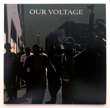 "Chicago's Girlsville Records release ""Our Voltage"" - V/A benefit compilation featuring  Mr. Airplane Man, The Prissteens, and Damaged Bug"