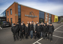 Karlsson & Dahl Glasmästeri nominerat till Årets företag i glasbranschen 2019