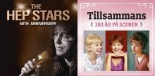 """Showkvällar på Intiman! Svenne Hedlunds Hep Stars firar """"50th Anniversary"""" med show varefter stjärntrion Lill-Babs, Malmkvist och Hansson kommer med sin show """"Tillsammans"""""""