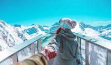 Fly til München for skiferie i Alpene