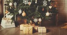 En oväntad julskada