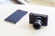 Jamais deux sans trois: Sony présente la troisième variante du Cyber-shot™ RX100