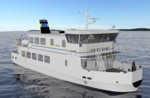 Waxholmsbolaget köper in nytt isgående fartyg