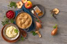 Tre nye tradisjonsrike middager utviklet i samarbeid med Arne Brimi
