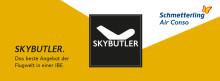 Sonderkonditionen bei Schmetterling Air Conso und SKYBUTLER: keine Servicegebühren bei Stornierung oder Umbuchung