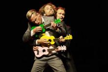 Norges fremste tenor gruppe til Nord-Norge