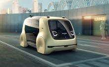 Sedric – Volkswagen Gruppens første cross-brand selvkørende bil