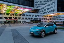 Nu kommer uppgraderade Hyundai Kona Electric