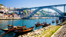 Våren på Dourodalen; Ekspedisjonscruise i Amazonas; Gjennom fire land langs Mekong; Drømmeferie til Karibien; Restplasser i høst