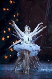 En av de största balettsuccéerna på Operan - Nötknäpparen