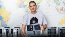 Från kreativt kaos till en världsprodukt för rengöring av LP-skivor