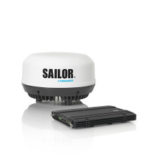 Cobham SATCOM - IWBS 2017: New SAILOR Iridium® NEXT satcom antenna comes to Workboat