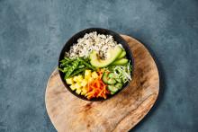 Ny studie: Endast var tredje svensk äter rekommenderad mängd sjömat