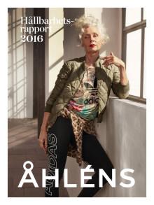 Åhlens sustainability report 2016