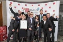Symetri Collaboration på topplisten over Norges beste arbeidsplasser