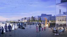 Fem byggherrar utsedda att utveckla kvarteren på Skeppsbron