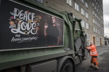 Peace, love och – avfallshantering? Så ska Södertörnsborna bli sopsmarta