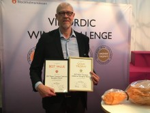 Pieter Carstens Cabernet Sauvignon Shiraz tar guld i Vinordic Wine Challenge