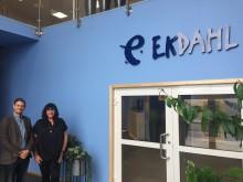 Xelent har fått fortsatt förtroende att förvalta och utveckla IT-driften för Ekdahl Miljö AB.