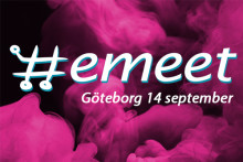 Emeet i Göteborg 14 september