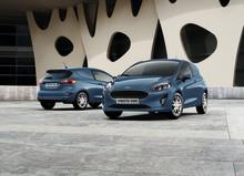 A Ford a Birmingami Haszongépjármű Szakkiállításon mutatja a vadonatúj Fiesta Van modellt és a FordPass Connect fedélzeti modem-technológiát