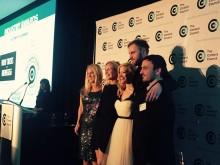 Spoon och Volvo Trucks vinnare i Pearl Awards