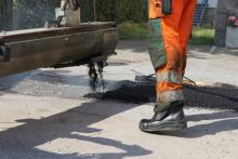 Peab Asfalt underhåller vägarna i Örnsköldsviks kommun