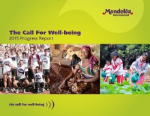 Mondelez International Reports Solid Progress toward its Call For Well-being Targets