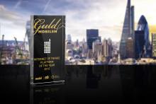 Infracontrol vann Guldmobilen i kategorin Årets plattform