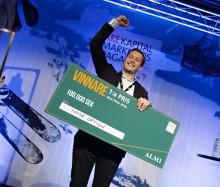 Är ditt bolag 2017 års vinnare i Almi Pitch?