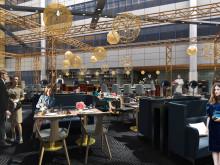 Helsingin lentoasemalle aukeaa uusi hotelli – kuivin jaloin terminaaliin, bisnestapaamisia vankiselleissä ja syötävää tarjolla 24/7