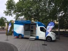 Beratungsmobil der Unabhängigen Patientenberatung kommt am 29. August nach Koblenz.