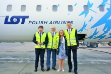 Fly non-stop to Warsaw from Göteborg Landvetter Airport