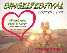 Singelfestival i Falkenberg 6-8 juni 2014