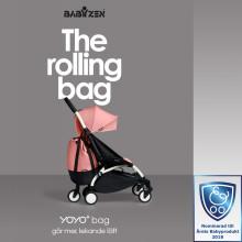 YOYO+ bag, Nominerad till årets babyprodukt 2018!