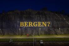 Presseinvitasjon: Bli med på å lyssette kunstverket Bergen?