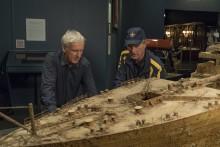 Omtalad dokumentär visas på National Geographic den 30/12 - Titanic: 20 år senare med James Cameron
